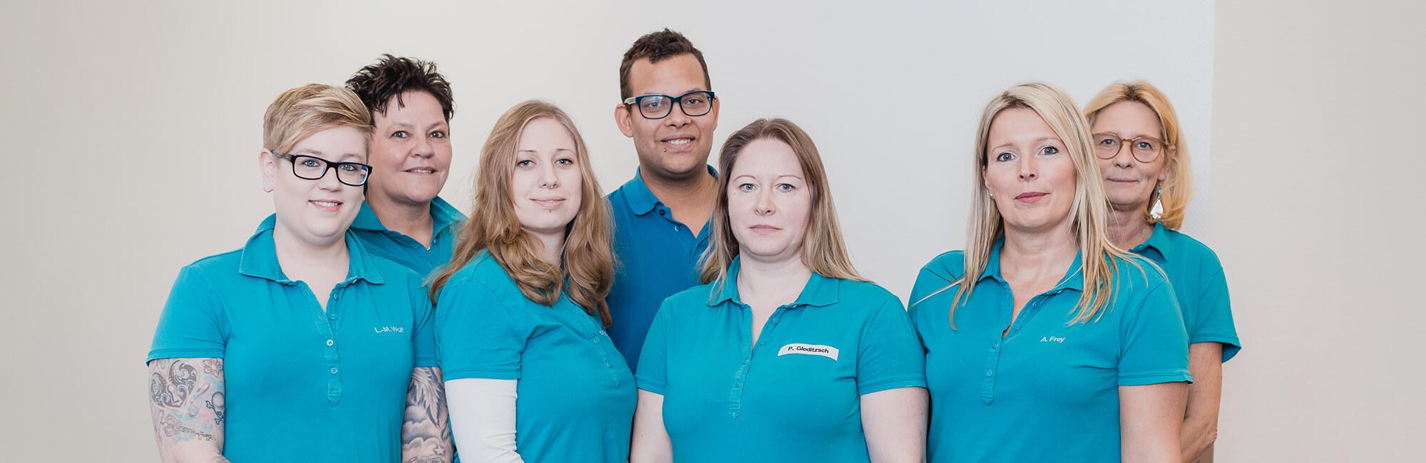 Internisten Groß-Gerau - Anschütz / Chenchanna - das Team unserer Praxis