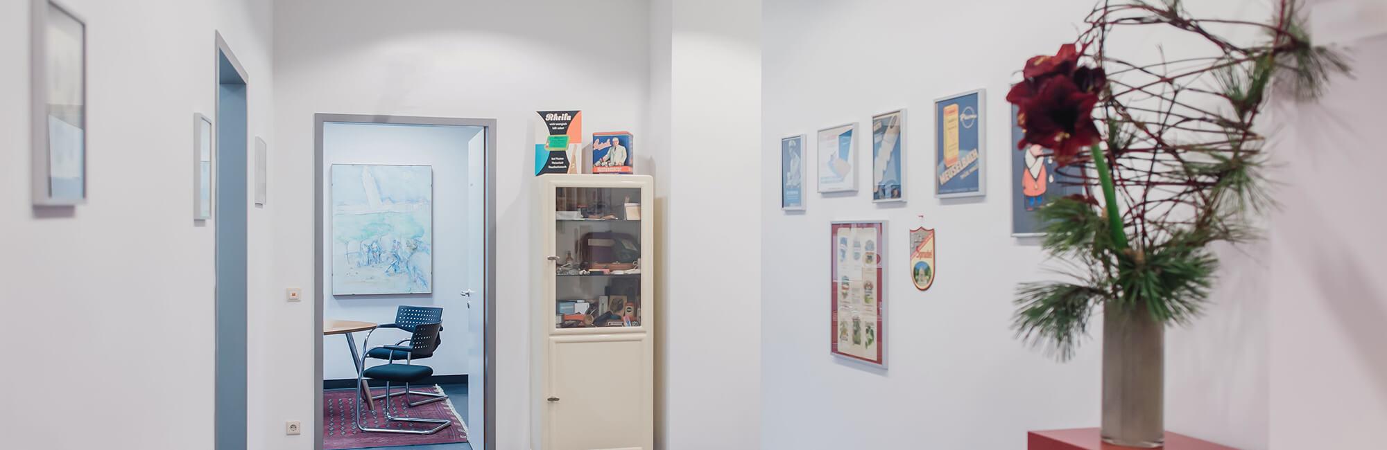 Internisten Groß-Gerau - Anschütz / Chenchanna - Slider Praxis