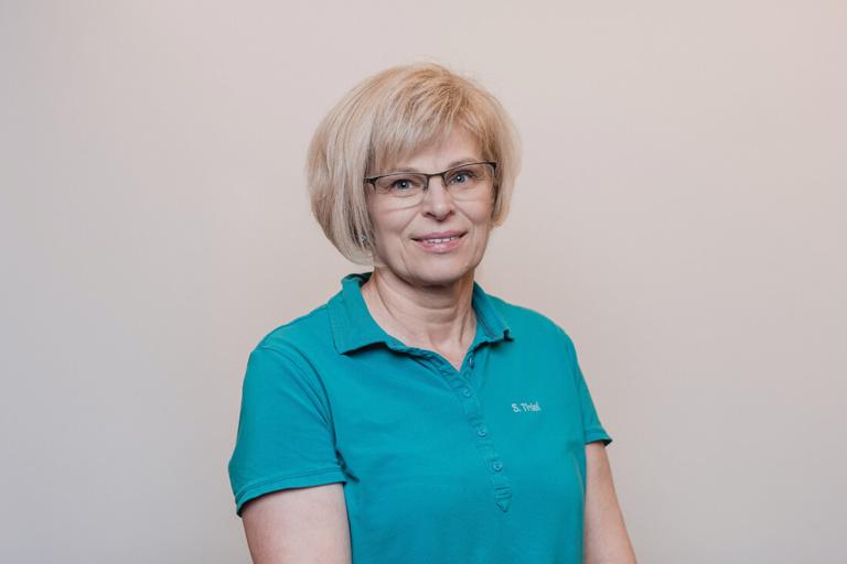 Internisten Groß-Gerau - Anschütz / Chenchanna - Team - Sigrid Thiel